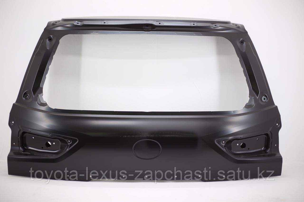 Крышка багажника LX570