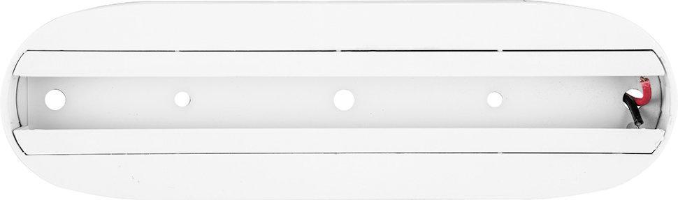 Стационарное крепление для трековых светильников (кроме AL103 30Вт,40Вт, AL104,AL108), белый