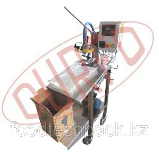 Полуавтоматический блок розлива для BAG-IN-BOX (вино, масло с макс. вязкостью 300 cps и.т.п) DURFO