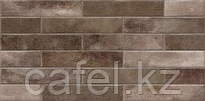 Керамогранит 30х60 - Брикс | Bricks коричневый