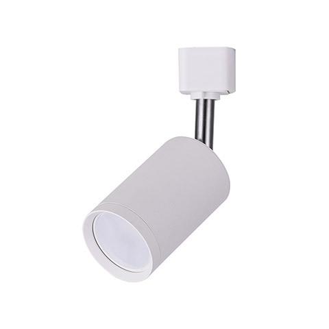 Светильник трековый под лампу GU10, белый