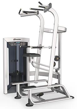 Тренажер Подтягивание с противовесом-гравитрон  (Weight Assisted Chin/Dip Combo)