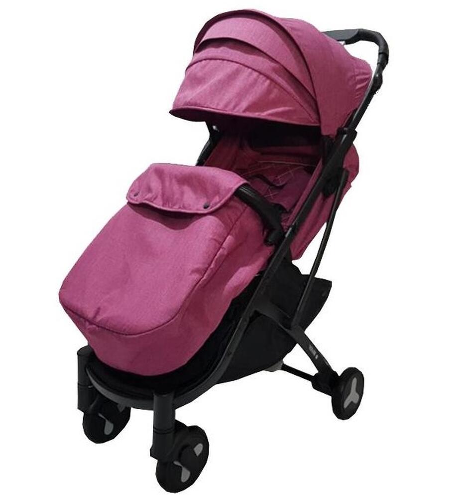 Детская прогулочная коляска Mstar (M301) фиолетовый