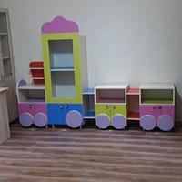 Мебель для детского сада (разновидности по индивидуальному заказу)