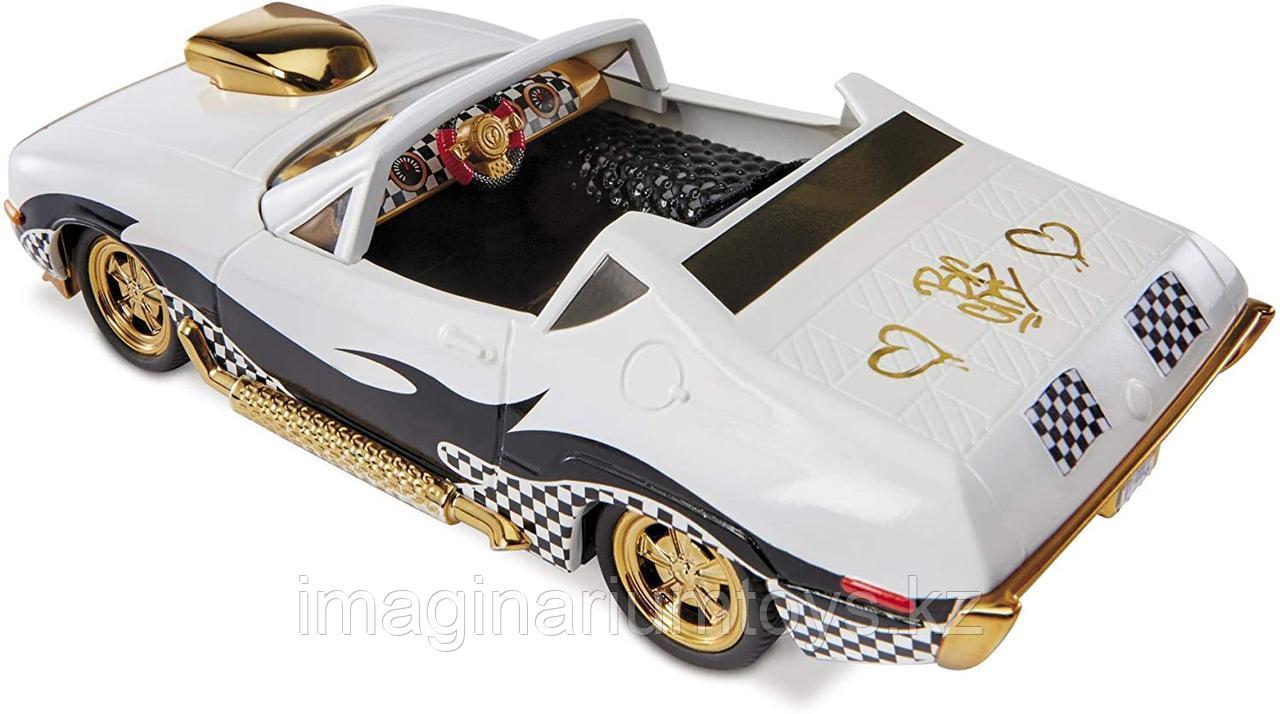 ЛОЛ машина кабриолет на радиоуправлении с куклой LOL JK - фото 4