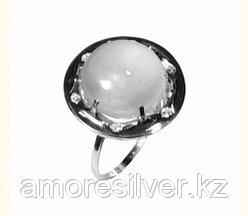 Серебряное кольцо с лунным камнем   Невский 13509Р  Teosa 13509Р размеры - 17 19