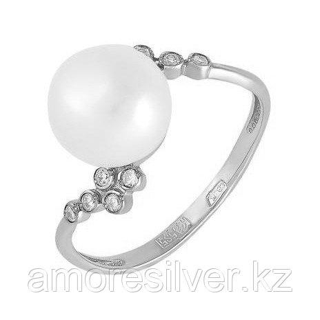 Серебряное кольцо с фианитом   Teosa 190-5-734Р размеры - 17