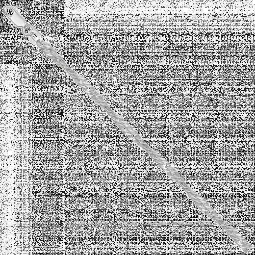 Цепь из серебра   Красцветмет НЦ 22-028-3-060 размеры - 45