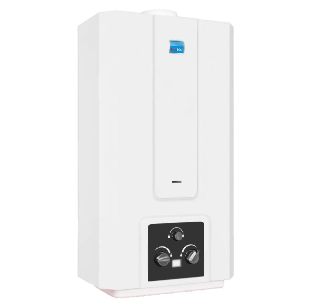Газовый проточный водонагреватель ТеплоРОСС АПВГ 24M (12 л/мин)