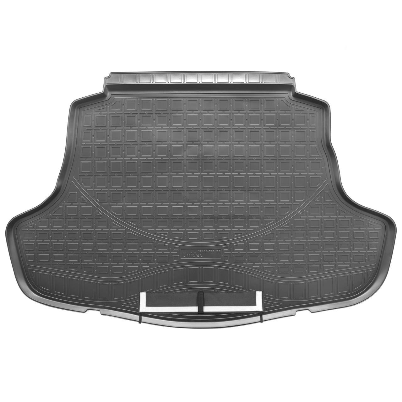 Коврик в багажник Toyota Camry 70 (2017-2020)