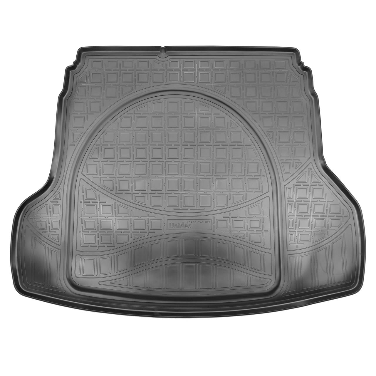 Коврик в багажник Kia Cerato (2018-2021)