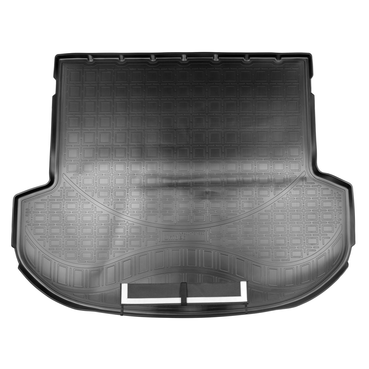 Коврик в багажник Hyundai Santa Fe (2018-2021) 5 мест