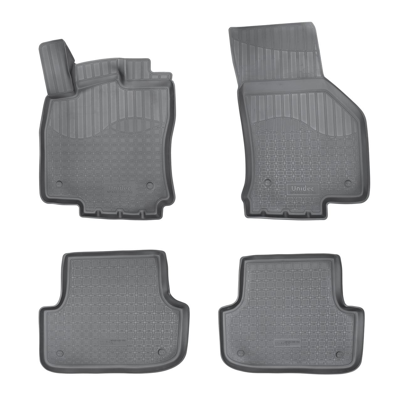 Коврики в салон Audi A3 (2013-2020) 3D