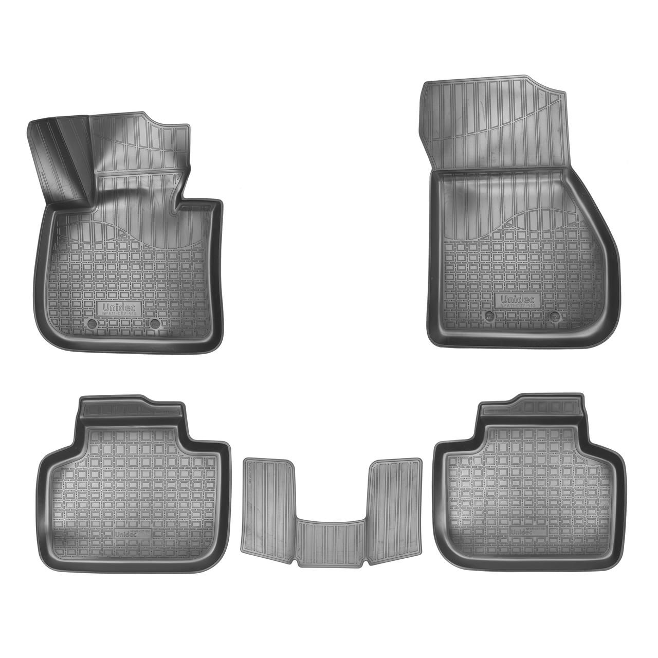 Коврики в салон BMW X1 (F48) 3D (2015)