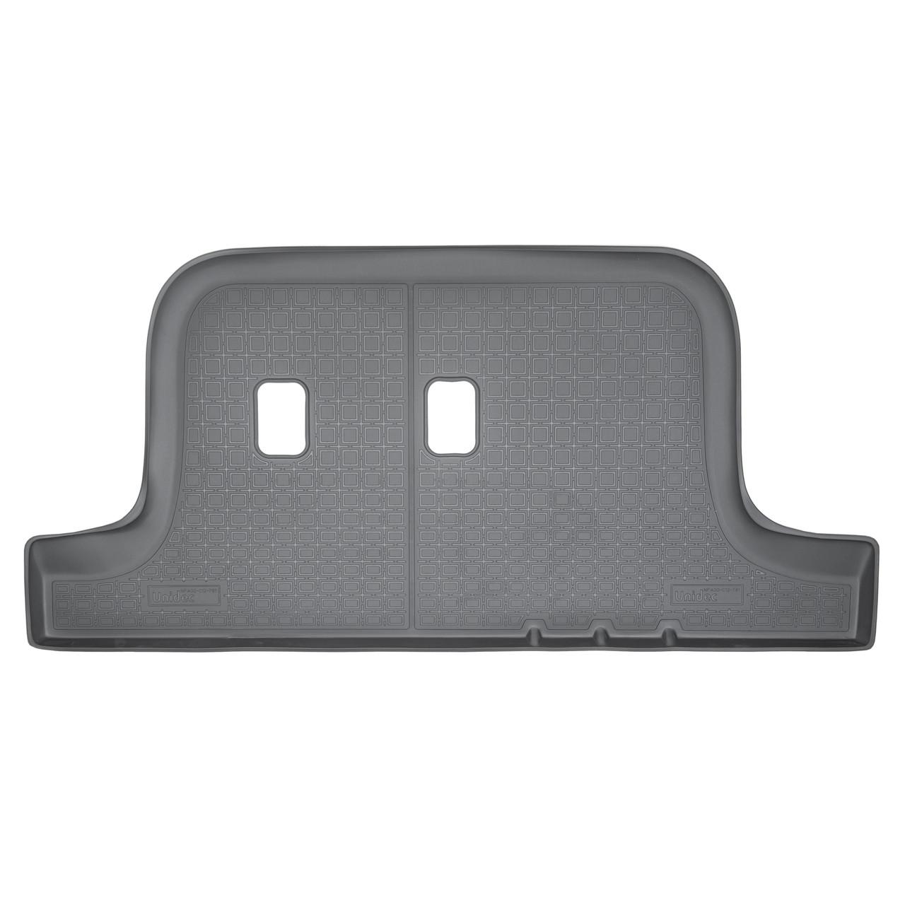 Коврики в салон Chevrolet Trail Blazer (GM 800) (2012) (3 ряд)