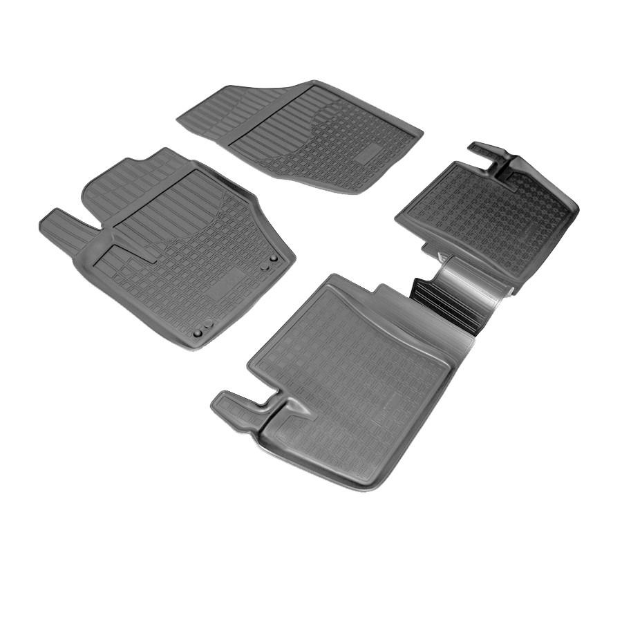 Коврики в салон Citroen C4 (N) SD (2013)\ Peugeot 408 (2012)