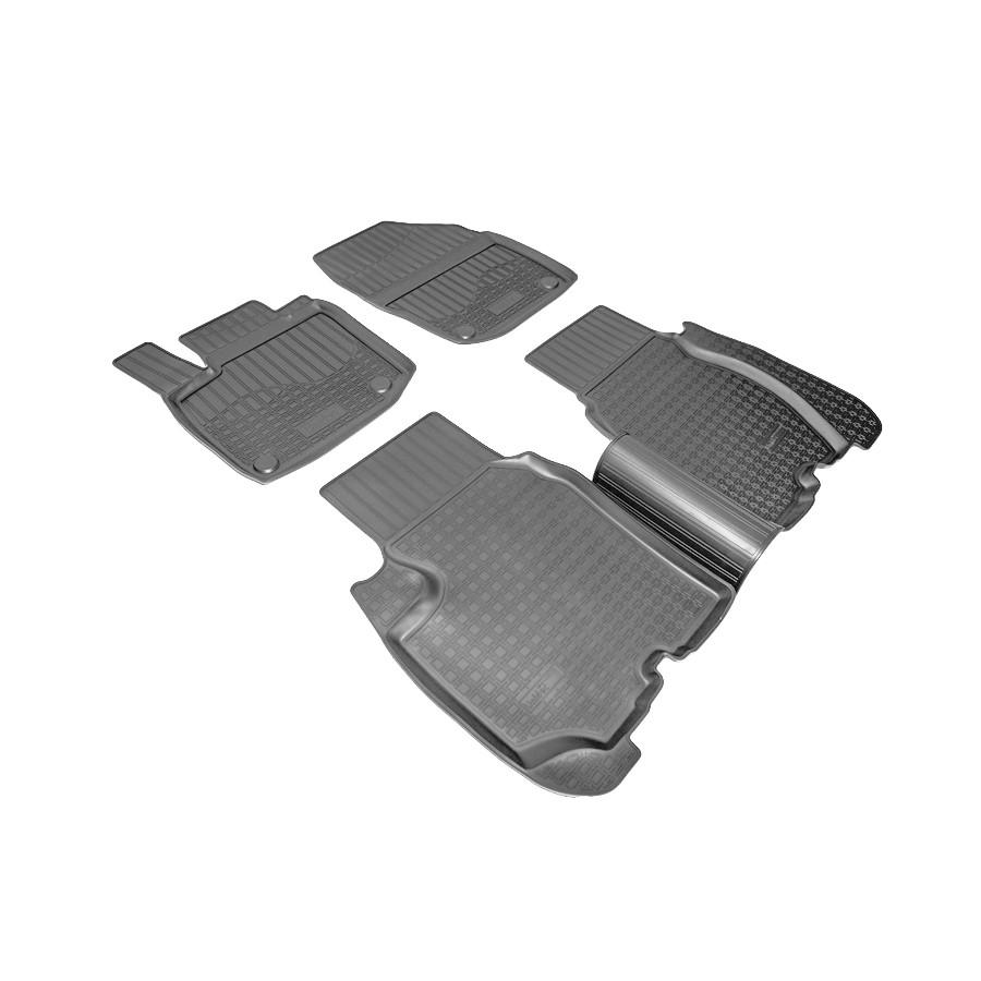 Коврики в салон Honda Civic IX (EU)2012) (2012) (5 дверей)