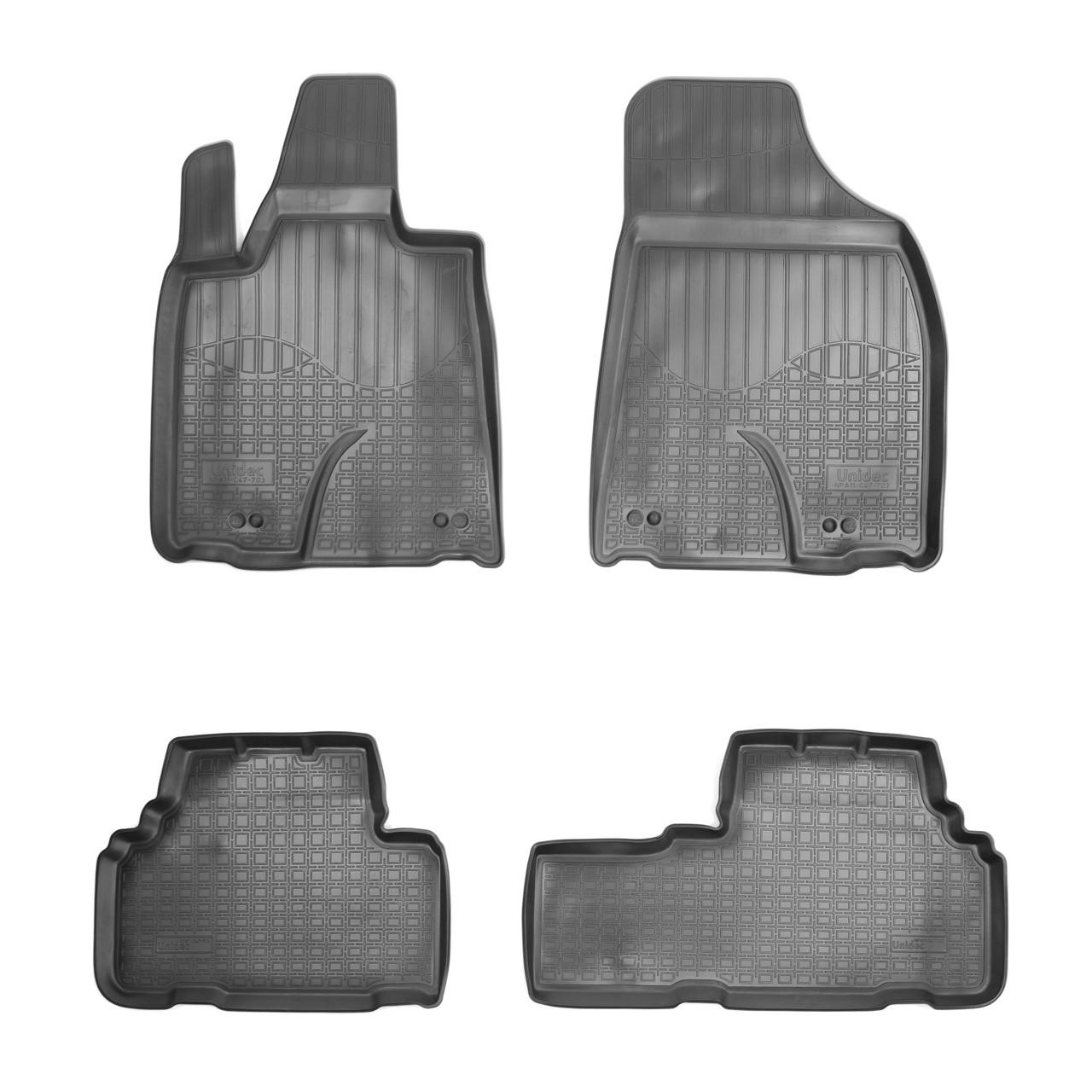 Коврики в салон Lexus RX (2009-2015)