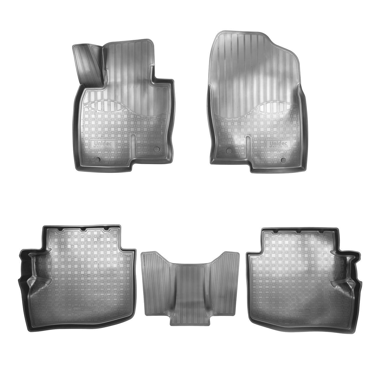 Коврики в салон Mazda CX-9 (2017-2021) 3D