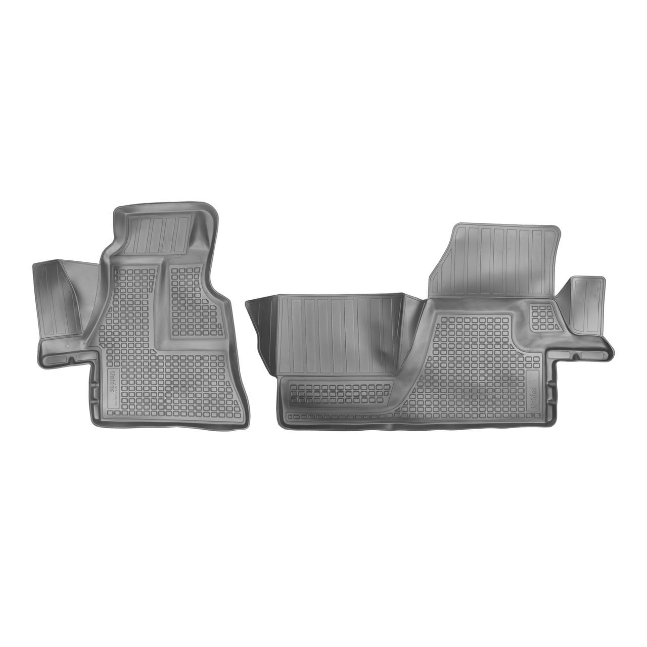 Коврики в салон Mercedes-Benz Sprinter (901/909) (2013) 3D (пер)