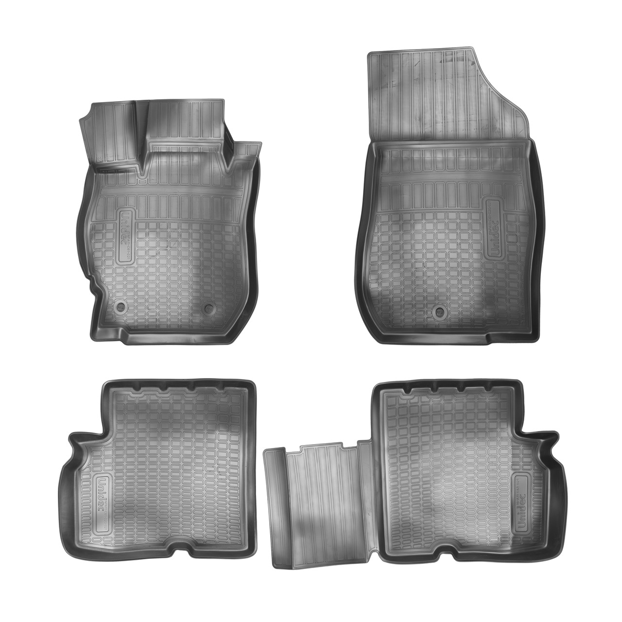 Коврики в салон Nissan Almera (RU(G11)) 3D (2013)