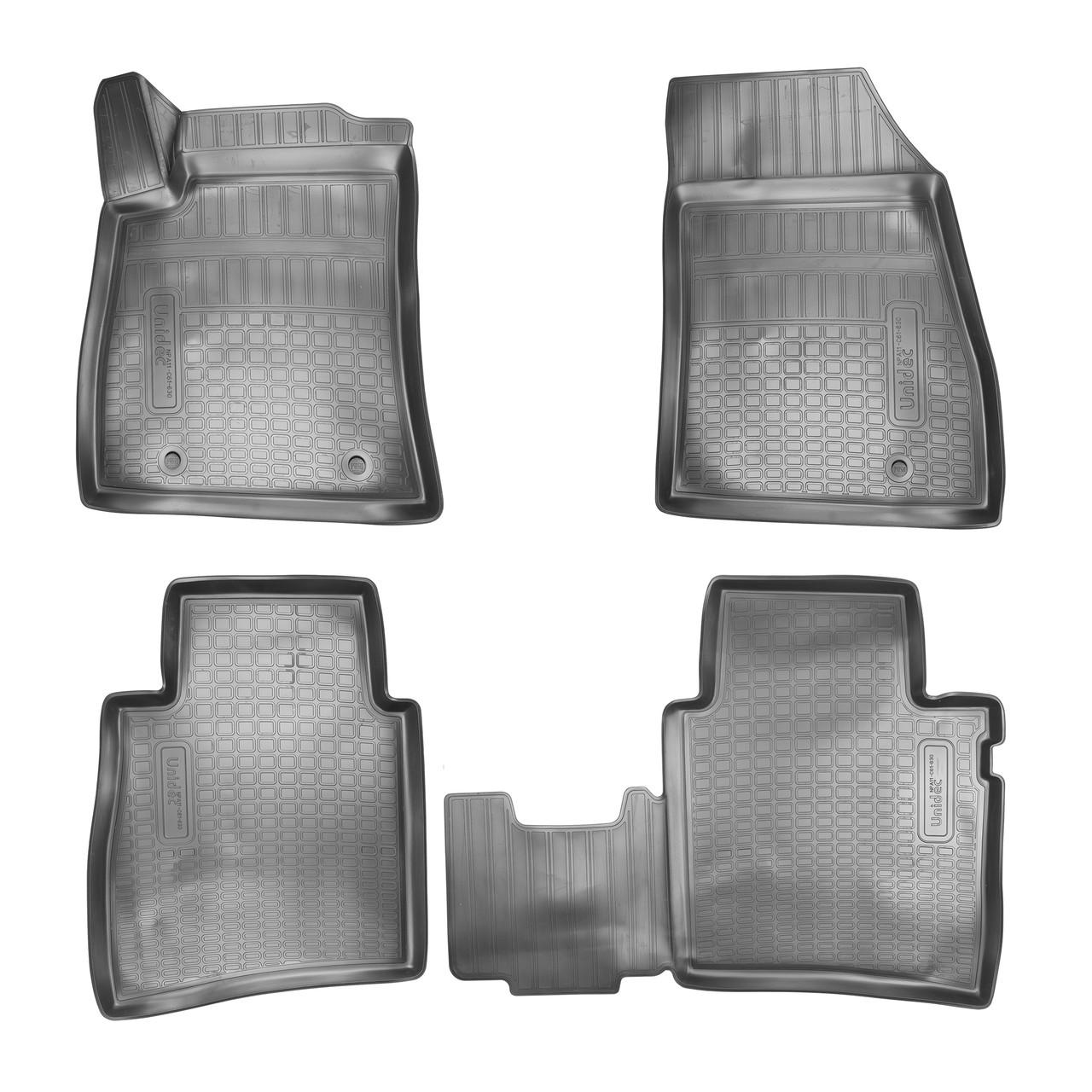 Коврики в салон Nissan Sentra (B17) 3D (2014)\Tiida (C13) 3D (2015)
