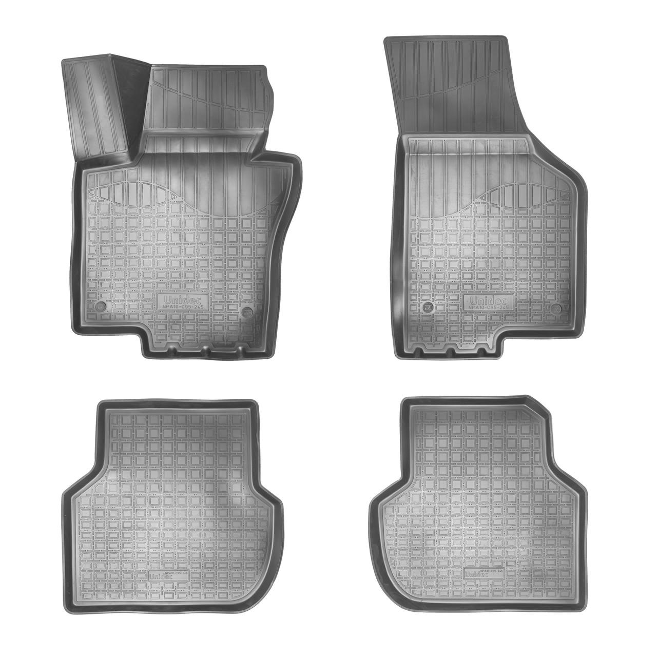 Коврики в салон Volkswagen Jetta 3D (2015)
