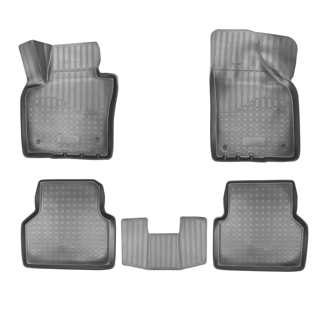 Коврики в салон Volkswagen Tiguan 3D (2011-2016)