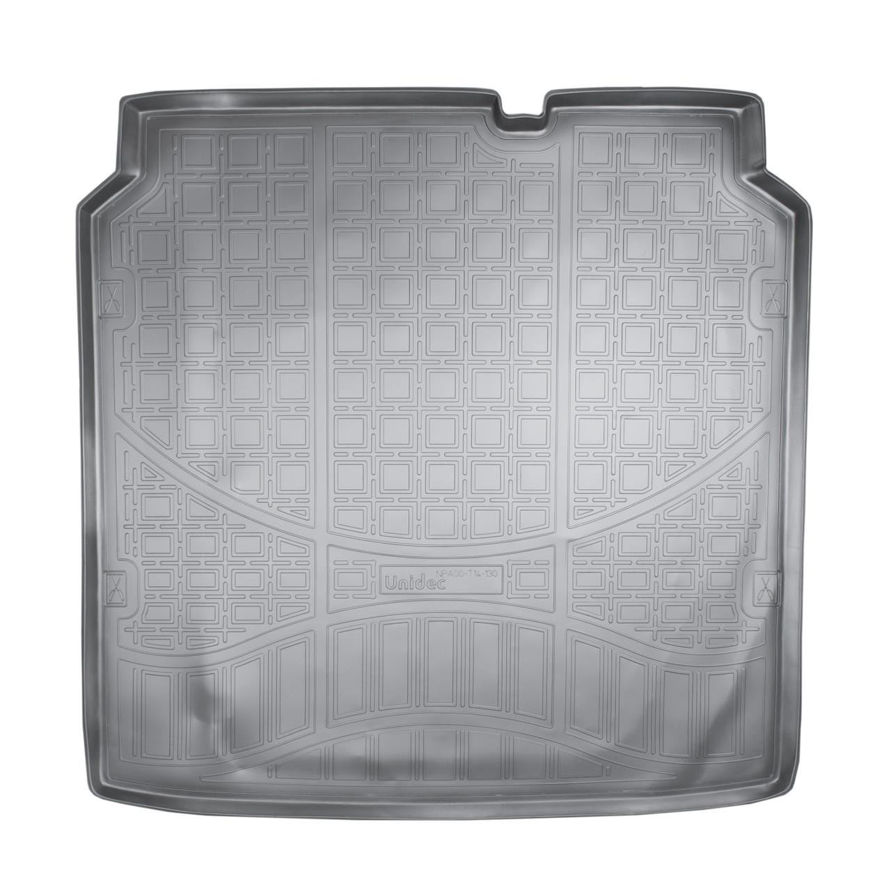 Коврик в багажник Citroen C4 седан (2013-2018)