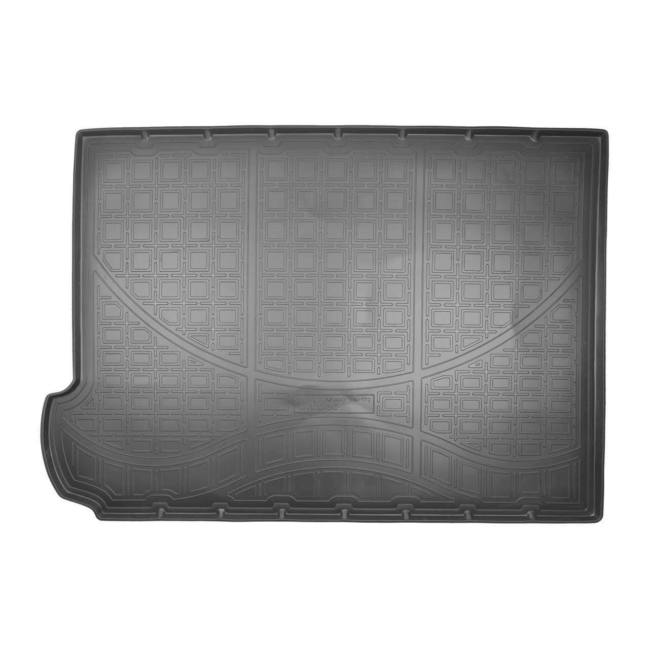 Коврик в багажник Citroen C4 Grand Picasso (2014-2018)