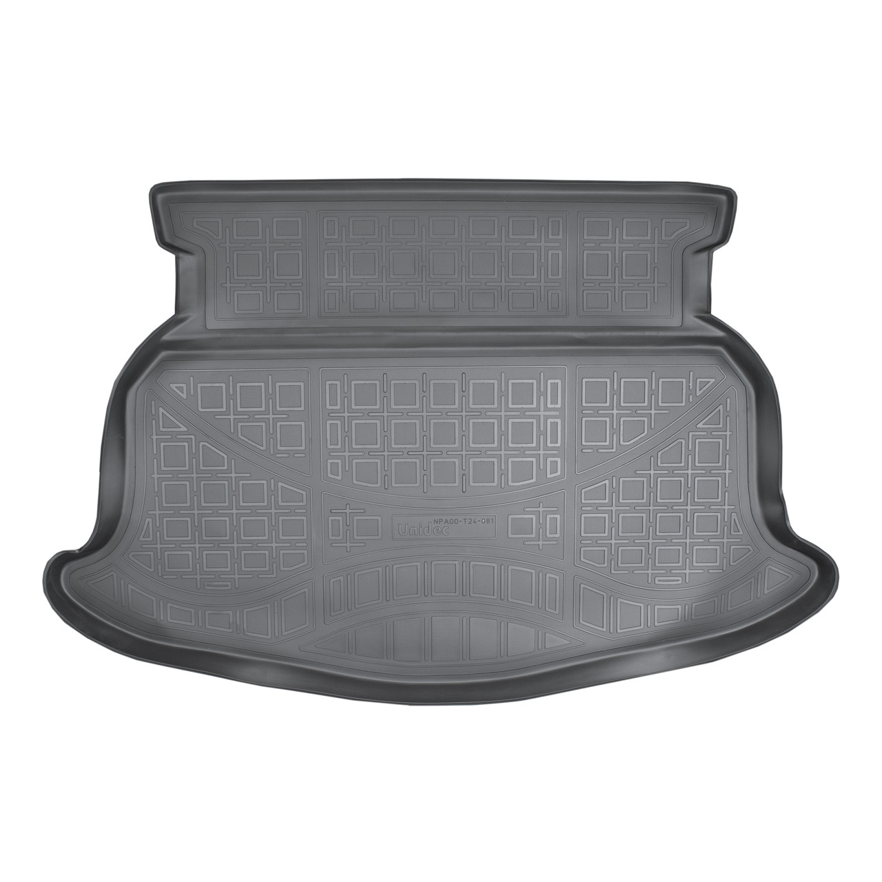 Коврик в багажник Geely Emgrand HB (2009)