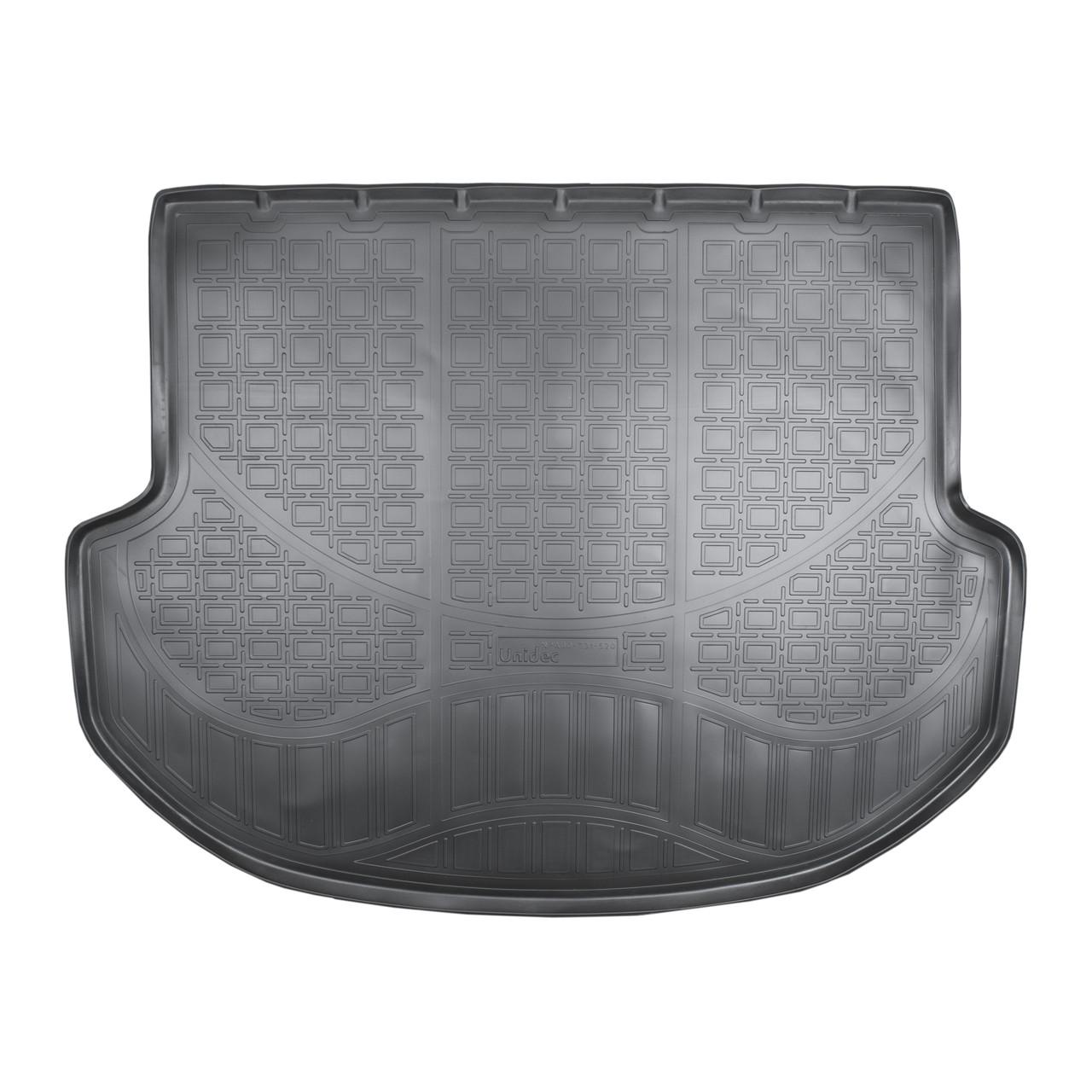 Коврик в багажник Hyundai Santa Fe (DM) (2012-2018) (5 мест)