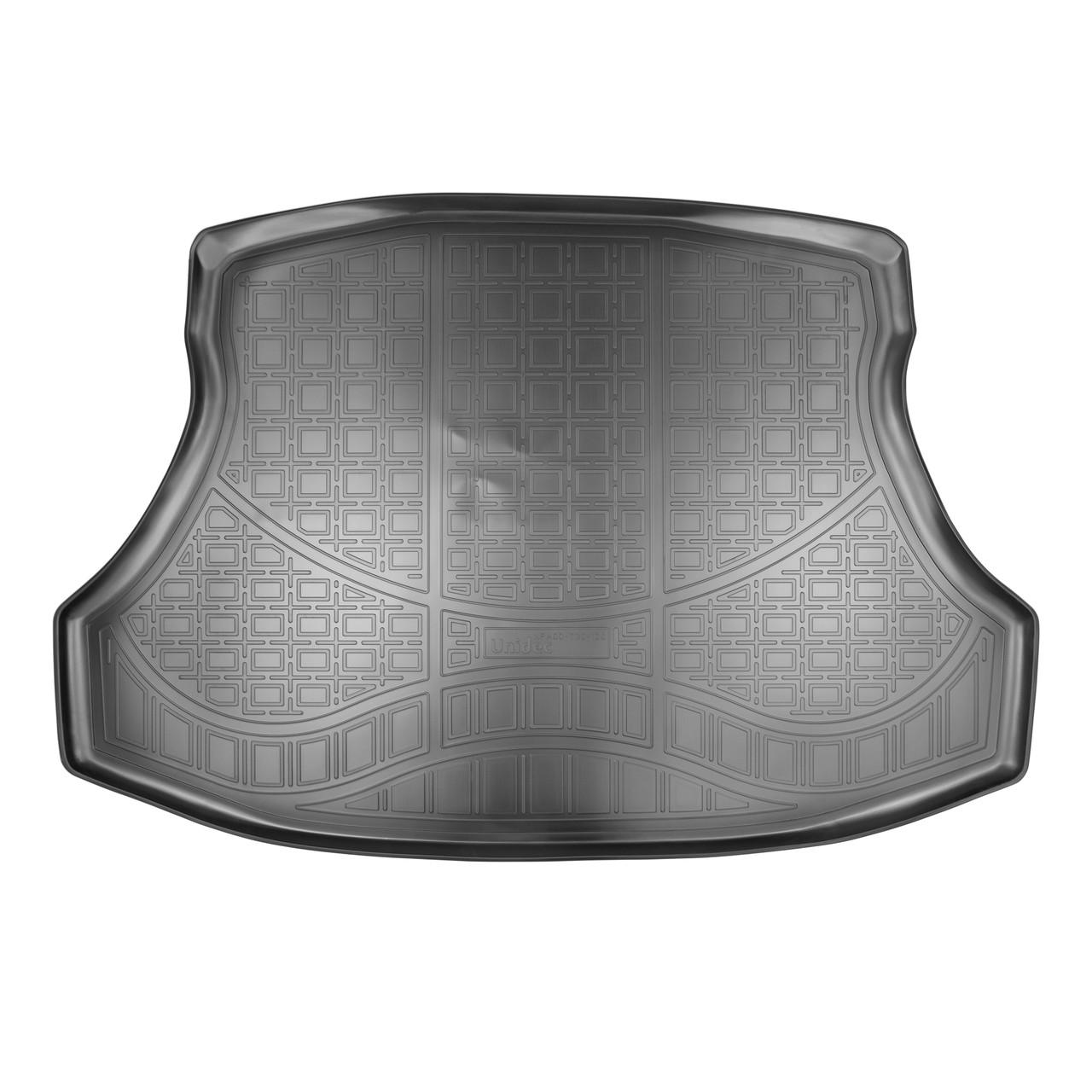 Коврик в багажник Honda Civic (2012-2015) седан (4 двери)