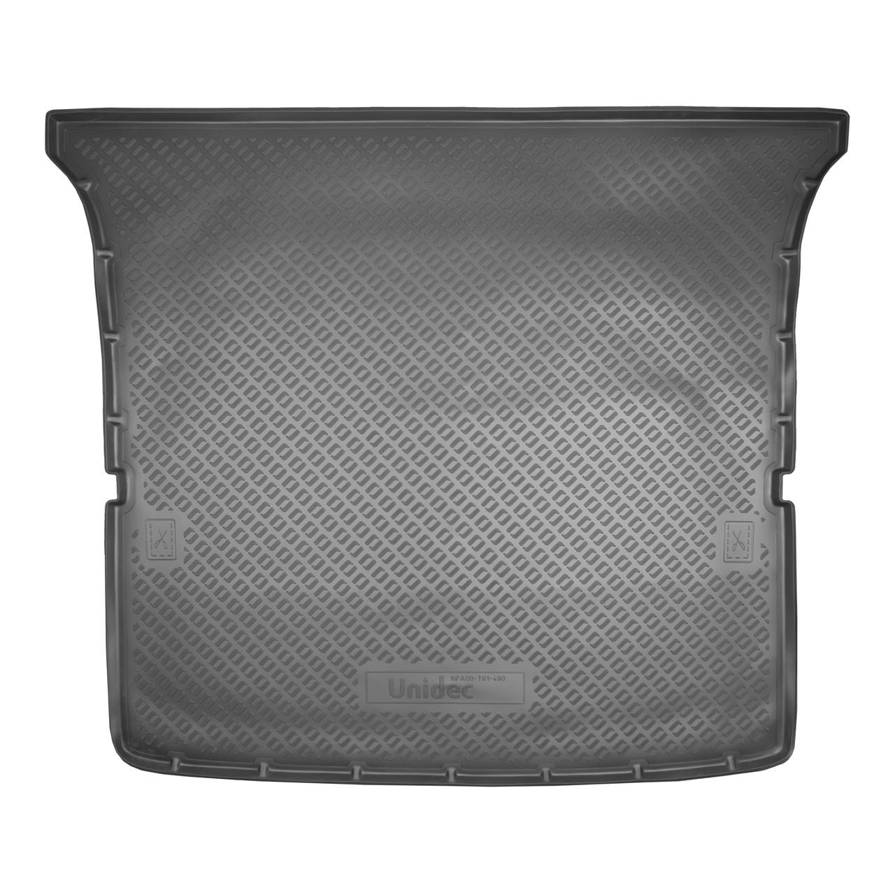 Коврик в багажник Infiniti QX 56/80 (2010)\ Nissan Patrol (2010) (5 мест)