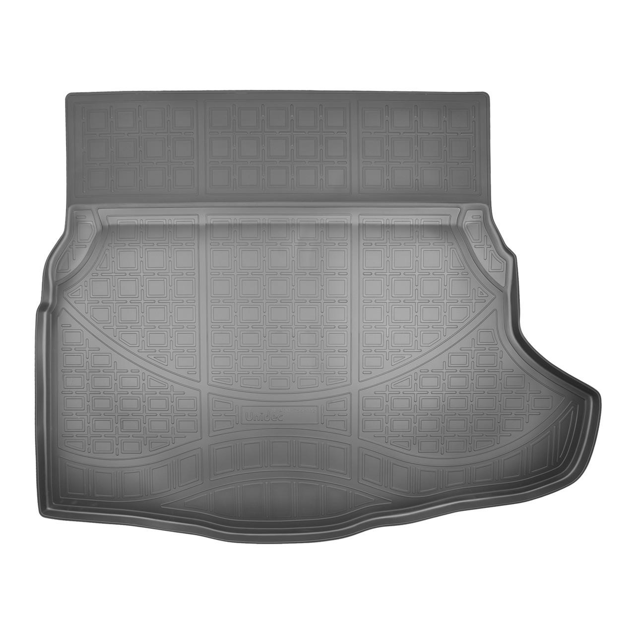 Коврик в багажник Mercedes-Benz C (W 205) SD (2014)