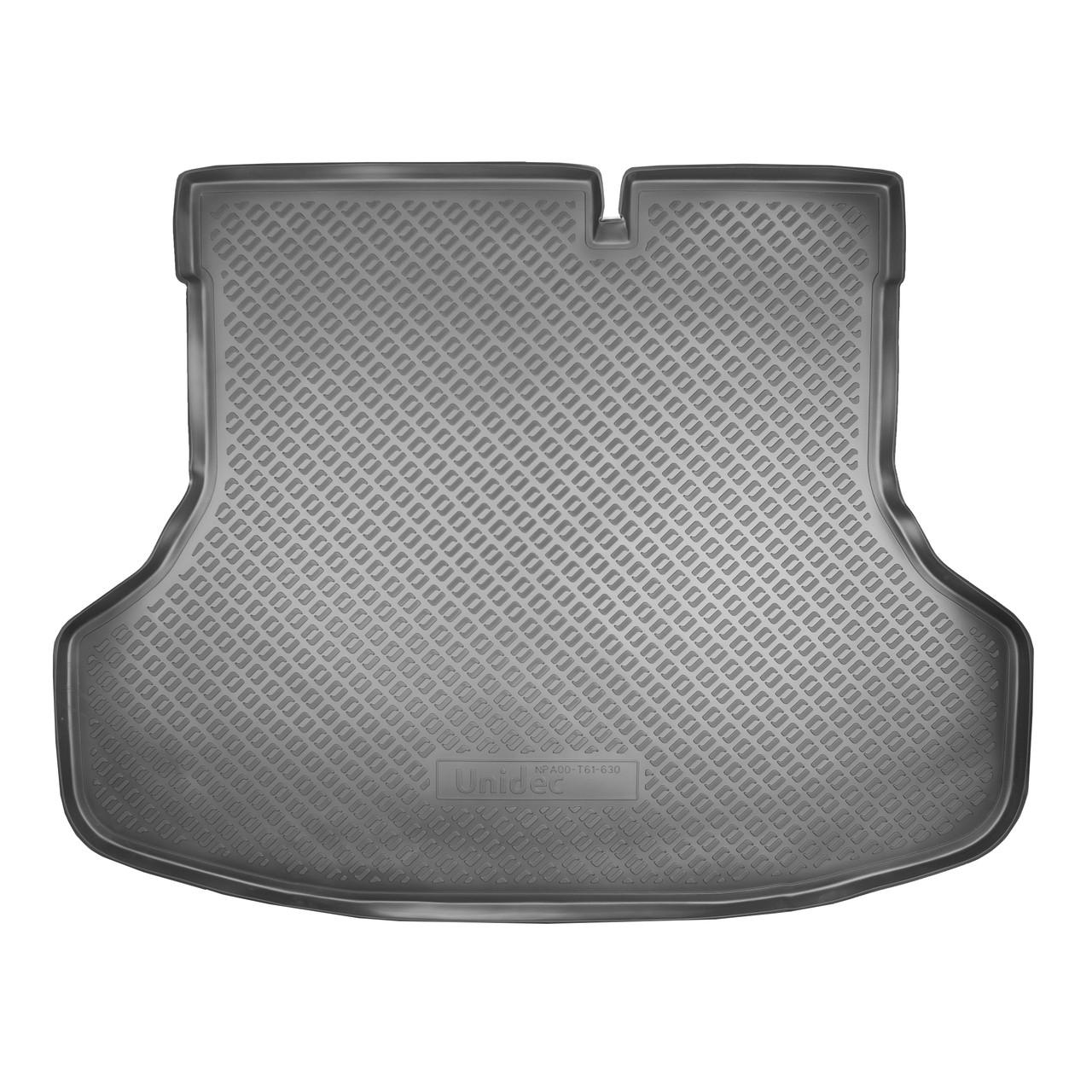 Коврик в багажник Nissan Sentra (B17) SD (2014)