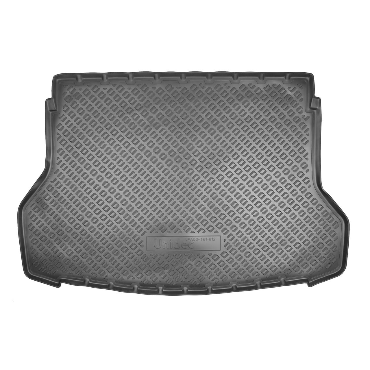 Коврик в багажник Nissan X-Trail (T32) (2014-)