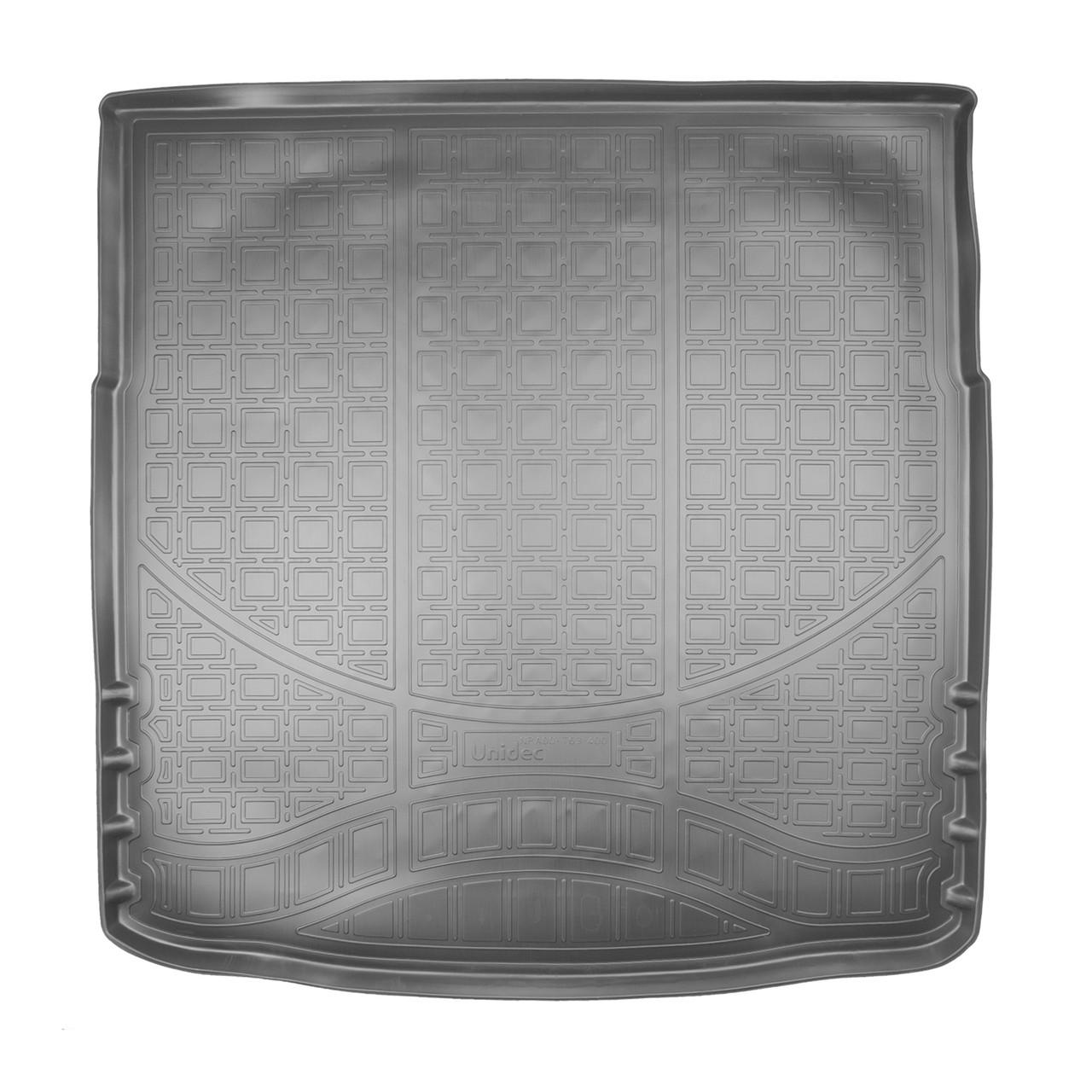 Коврик в багажник Opel Insignia SD\ HB (2009) (с полноразмерной запаской)