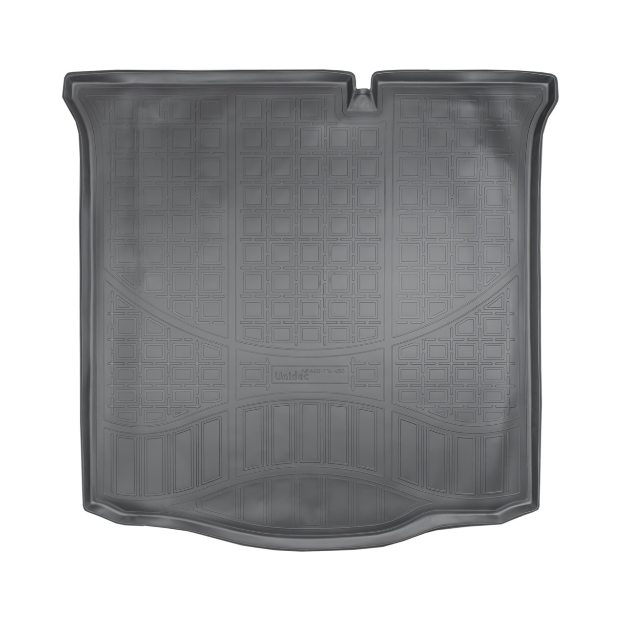 Коврик в багажник Peugeot 301 SD (2012)\ Citroen C-Elysee (D) SD (2012)