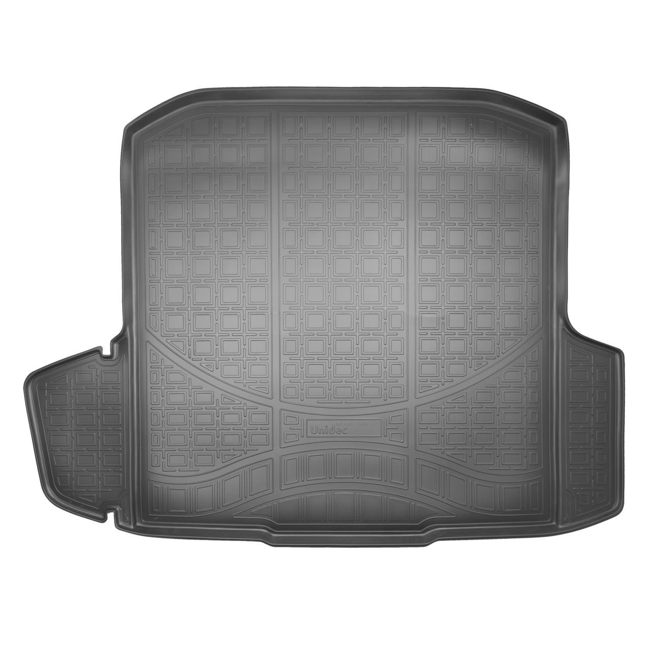 Коврик в багажник Skoda Octavia III (A7) Combi (2013)
