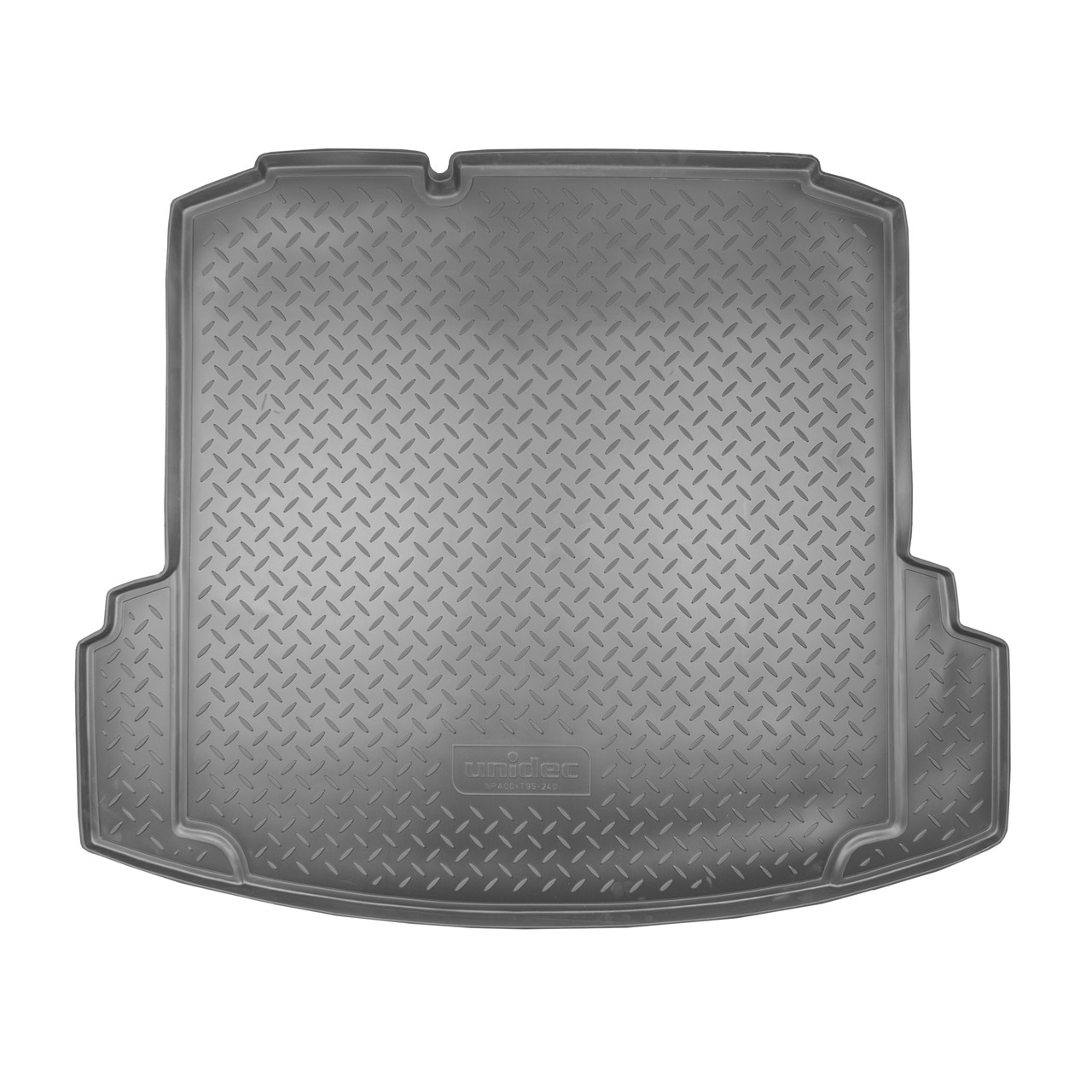 "Коврик в багажник Volkswagen Jetta SD (2011) (c "" ушами"")"