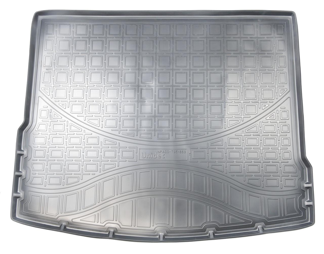 Коврик в багажник Volkswagen Tiguan II (2016)