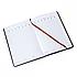 Ежедневник Yalong YL-E-0725  136л. клетка,полудатированный А5, фото 4