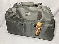 Дорожная сумка среднего размера Happy People. Высота 35 см, длина 56 см,ширина 27 см., фото 1