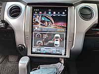 Магнитола Toyota Tundra Sequoia Tesla ZhiFang, фото 1