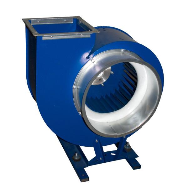 Радиальный вентилятор ВР86-77-6.3/ 5.5 кВт-1500 об/мин L/R