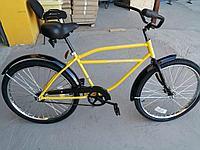 Велосипед двухколесный Worksman Industrial Newsboy