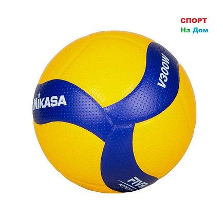 Мяч волейбольный Mikasa V300W (Original), фото 2