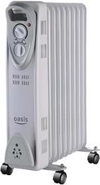 Масляный радиатор Оазис модель US-25