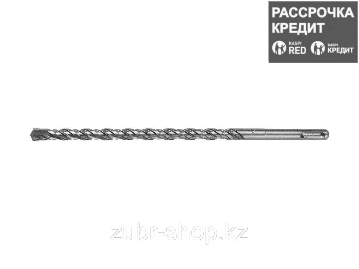 ЗУБР Бур SDS-plus 12 х 260 мм (29315-260-12)